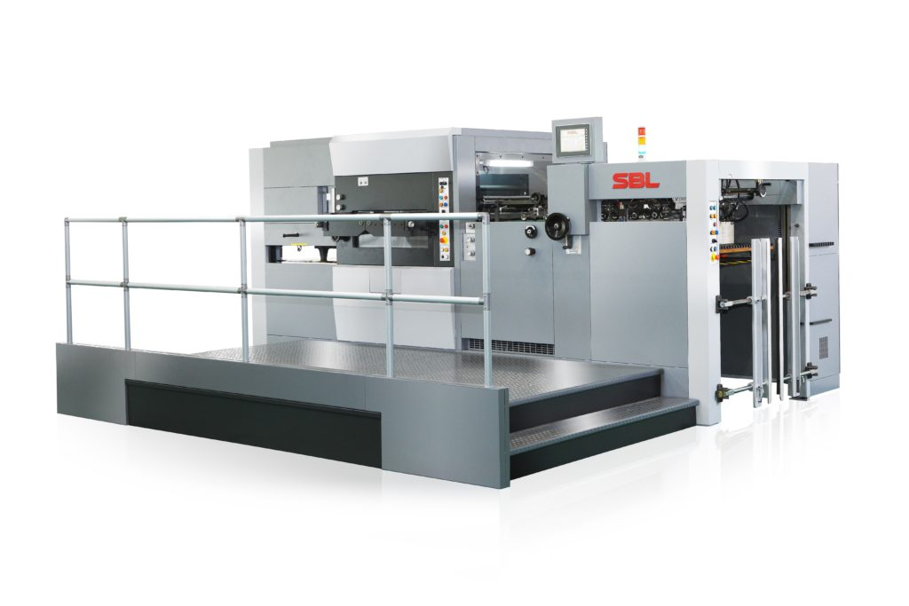 commercial die cutting machine