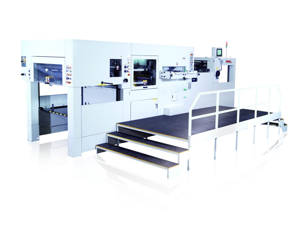SBL-1300SE_AUTOMATIC DIECUTTING AND CREASING PLATEN
