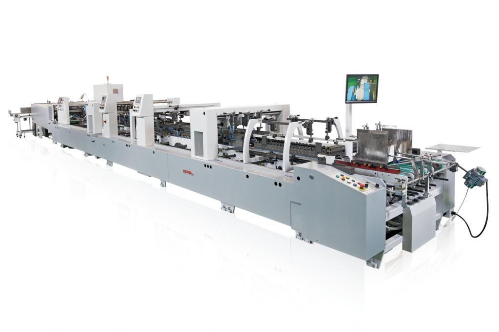automated box folding machine