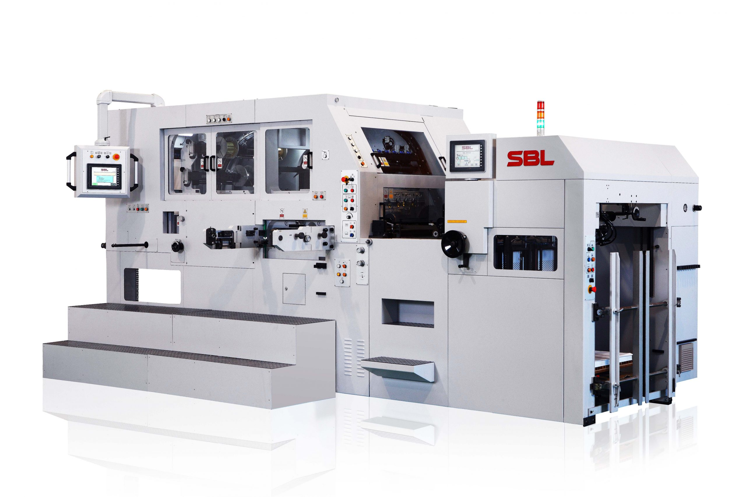 hot foil stamping machine industrial