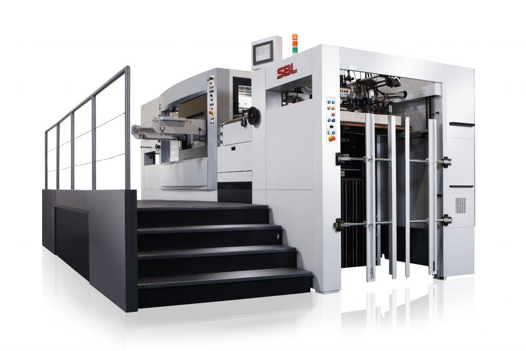 industrial die cutting machine