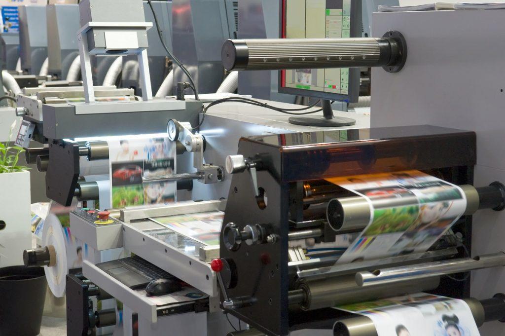 Metallic Ink Printing